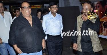 Satish Kaushik, Jayantilal Gada and Ketan Mehta