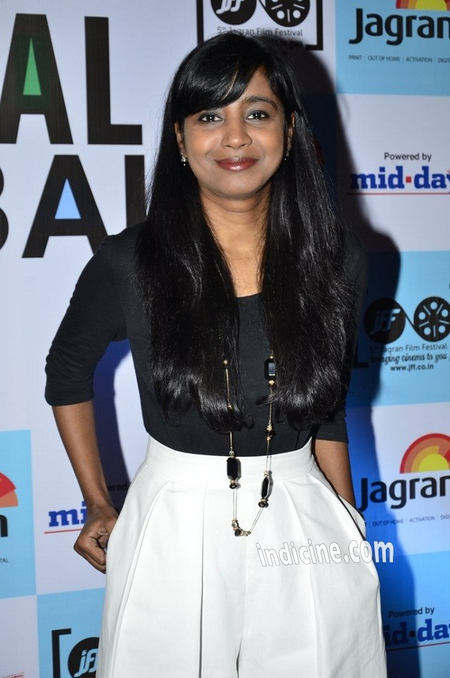 Shilpa Rao at the launch of 5th Jagran Film Festival Mumbai