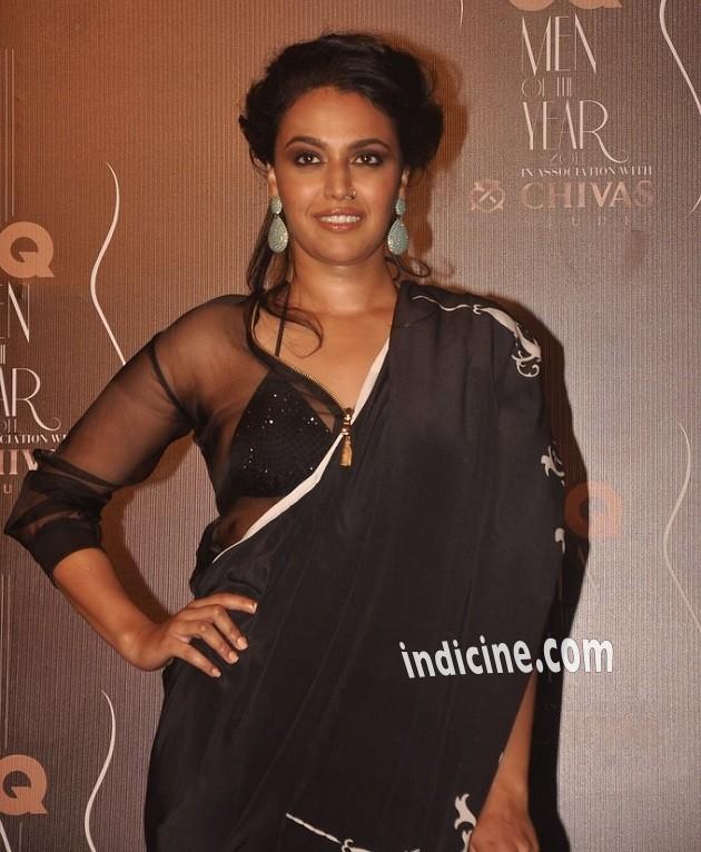 Swara Bhaskar at GQ awards