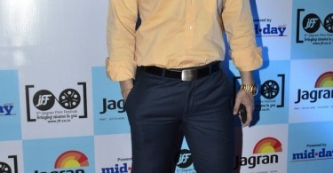 Tusshar Kapoor at the launch of 5th Jagran Film Festival Mumbai