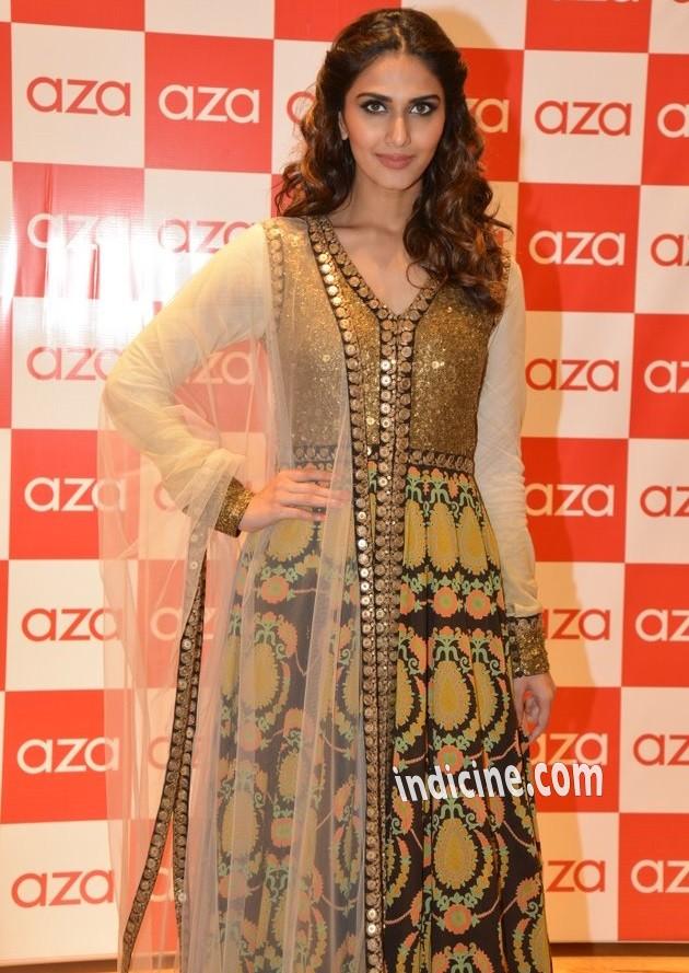 Vaani Kapoor at Aza store launch