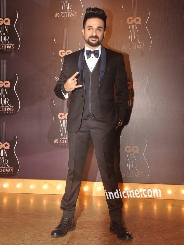Vir Das at GQ Men of the year awards