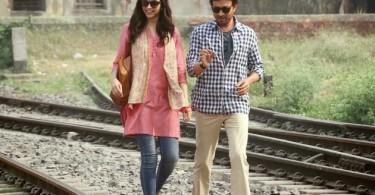 Deepika Padukone, Irrfan Khan shoot for Piku at Bagbazar Mayer Ghat