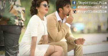 Ranbir Kapoor, Jacqueline Fernandes on the sets of Roy