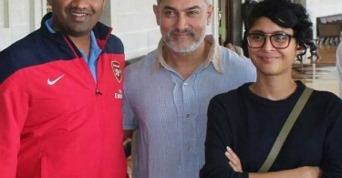 Aamir Khan's look in Dangal