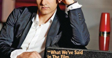 Aamir Khan on Stardust Magazine Cover