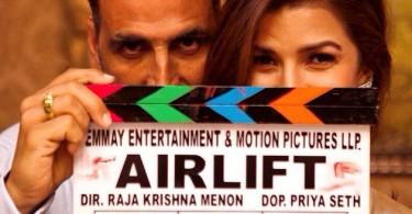 Akshay Kumar and Nimrat Kaur begin shooting for Airlift