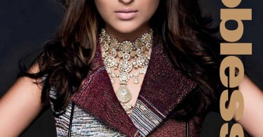Parineeti Chopra on Noblesse India Magazine Cover