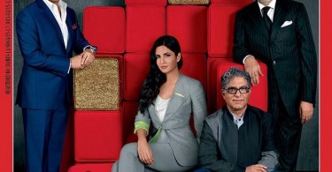 Sachin Tendulkar, Ranveer Singh, Katrina Kaif, Abdullah Abdullah and Deepak Chopra on India Today Magazine Cover
