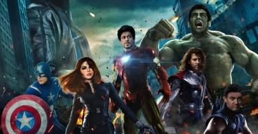 Bollywood's Avengers Poster