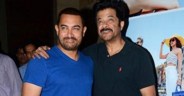 Aamir Khan and Anil Kapoor