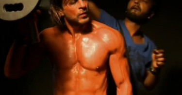 First look of Shahrukh Khan in Raees
