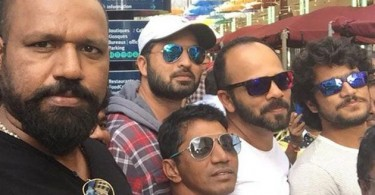Rohit Shetty and team Dilwale head to Mauritius