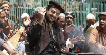 Adnan Sami in Bhar Do Jholi Meri song from Bajrangi Bhaijaan