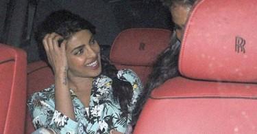 Priyanka Chopra at Bajrangi Bhaijaan screening
