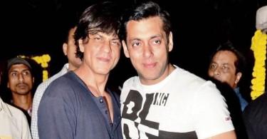 SRK and Salman Khan