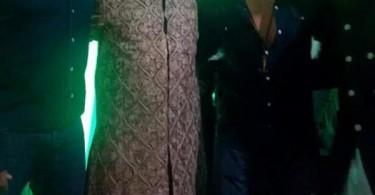 Salman Khan, Baba Siddique and Varun Dhawan