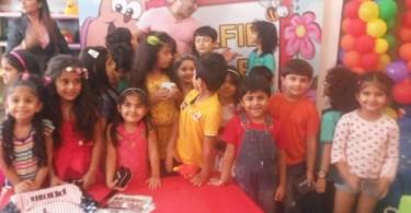Salman Khan with kids