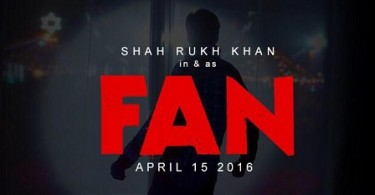 Shahrukh Khan's Fan logo