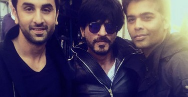 SRK, Karan Johar celebrate Ranbir Kapoor's birthday in London