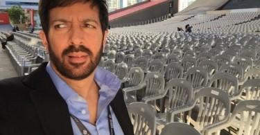 Kabir Khan at Busan International Film Festival