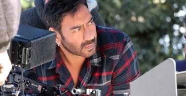Ajay Devgn in his directorial venture Shivaay