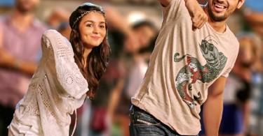 Alia Bhatt, Sidharth Malhotra dancing to Kar Gayi Chull