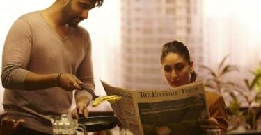 Ki and Ka Song Still - Arjun and Kareena Kapoor