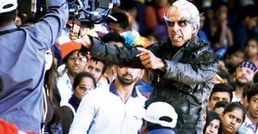 Akshay Kumar Villain Look in Robot 2