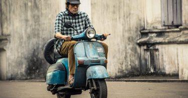 Amitabh Bachchan TE3N Movie Still