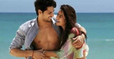Sidharth Malhotra, Katrina Kaif still from Baar Baar Dekho
