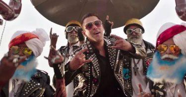 Salman Khan Still from Sultan Song Baby Ko Bass Pasand Hai