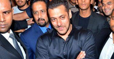 Salman Khan reached Preity Zinta's reception