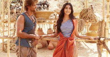 Sarsariya Song Still - Hrithik Roshan, Pooja Hegde