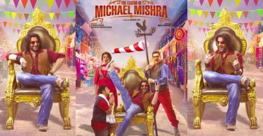The Legend of Michael Mishra Poster