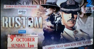 Rustom TV Premiere