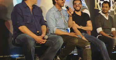 Shahrukh Khan at Raees Trailer Launch