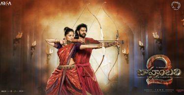 Baahubali 2 New Poster - Prabhas, Anushka Shetty