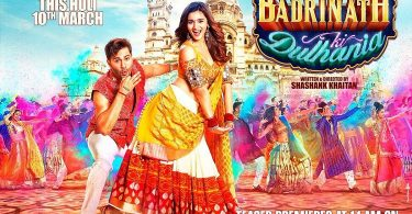 Badrinath Ki Dulhania First Look