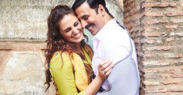 Bawara Mann Song Still - Akshay Kumar, Huma Qureshi