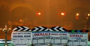 Golmaal Again shooting begins