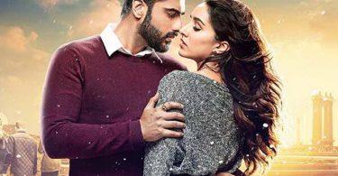 Arjun Kapoor, Shraddha Kapoor in Half Girlfriend