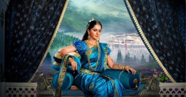 Baahubali 2 Poster - Anushka Shetty