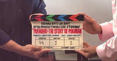 John Abraham starts shooting for Parmanu