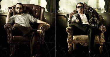Siddhanth Kapoor's Dawood Ibrahim look in Haseena