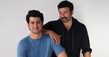 Sunny Deol shares first picture of his son Karan