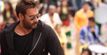 Ajay Devgn shooting for Golmaal Again title track